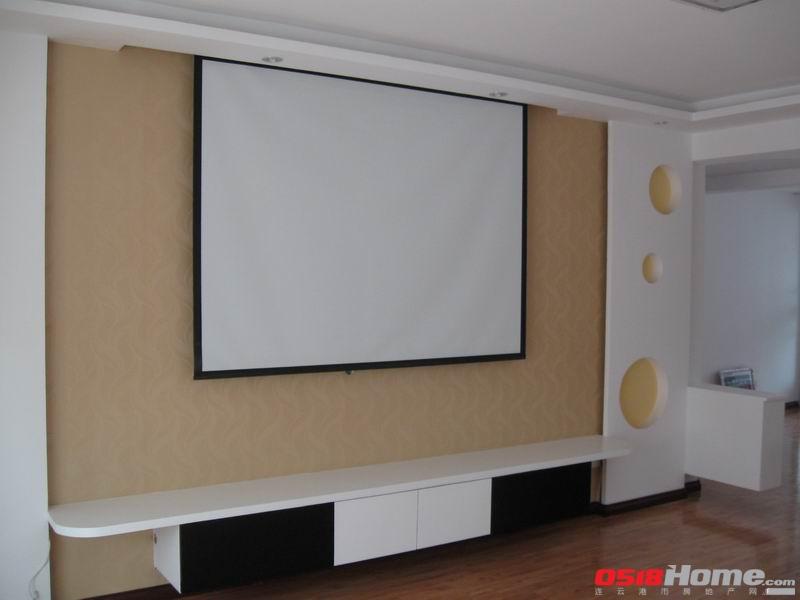 客厅效果图电视墙 装修图满多