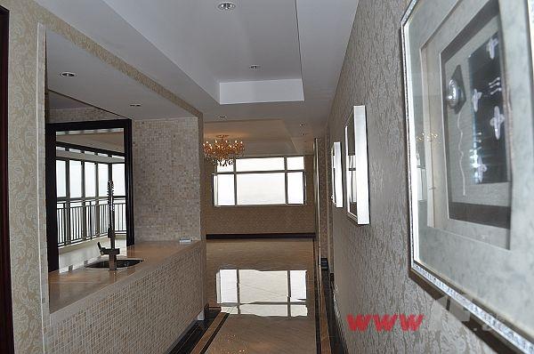记181平方米样板房装修实景