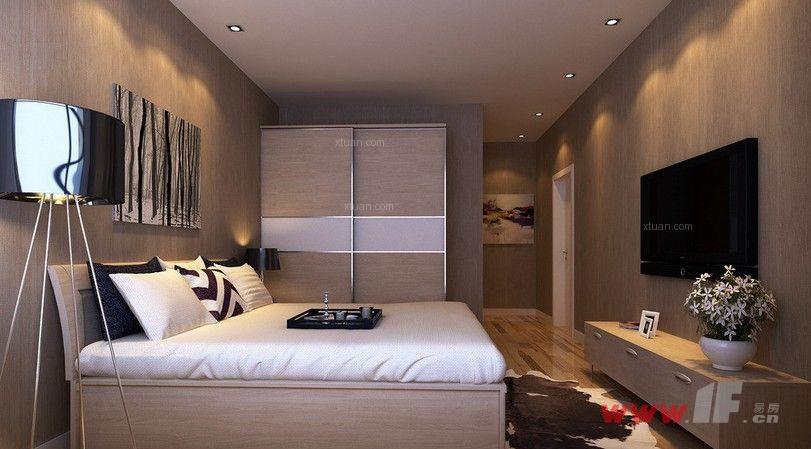 简单卧室的巧妙设计