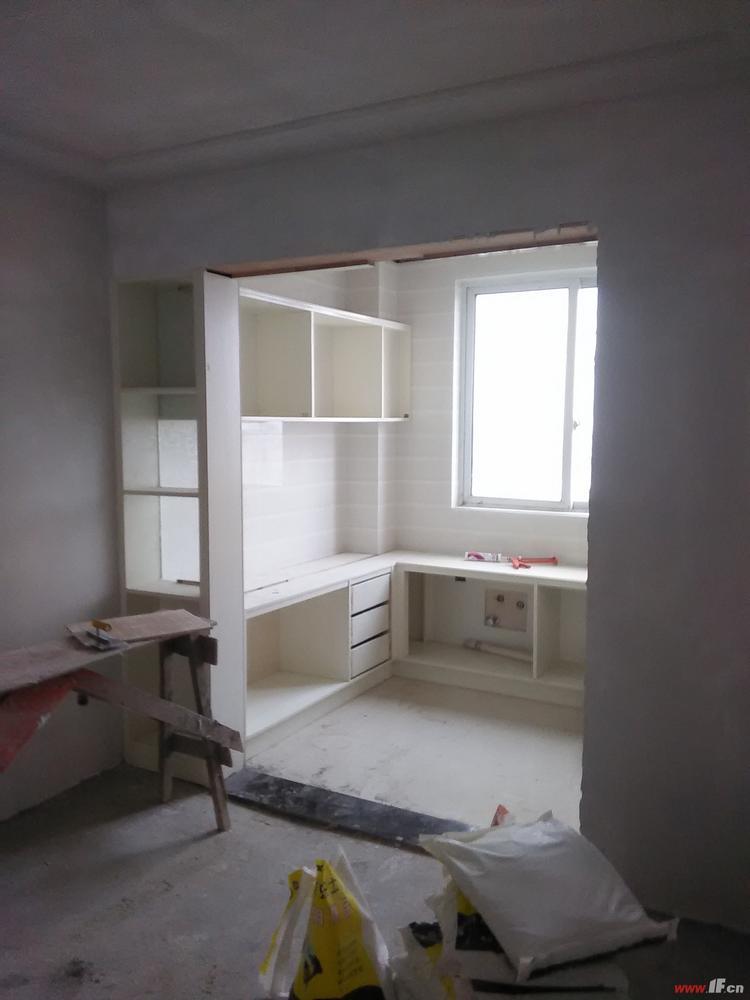 木工卧室隔断造型图片