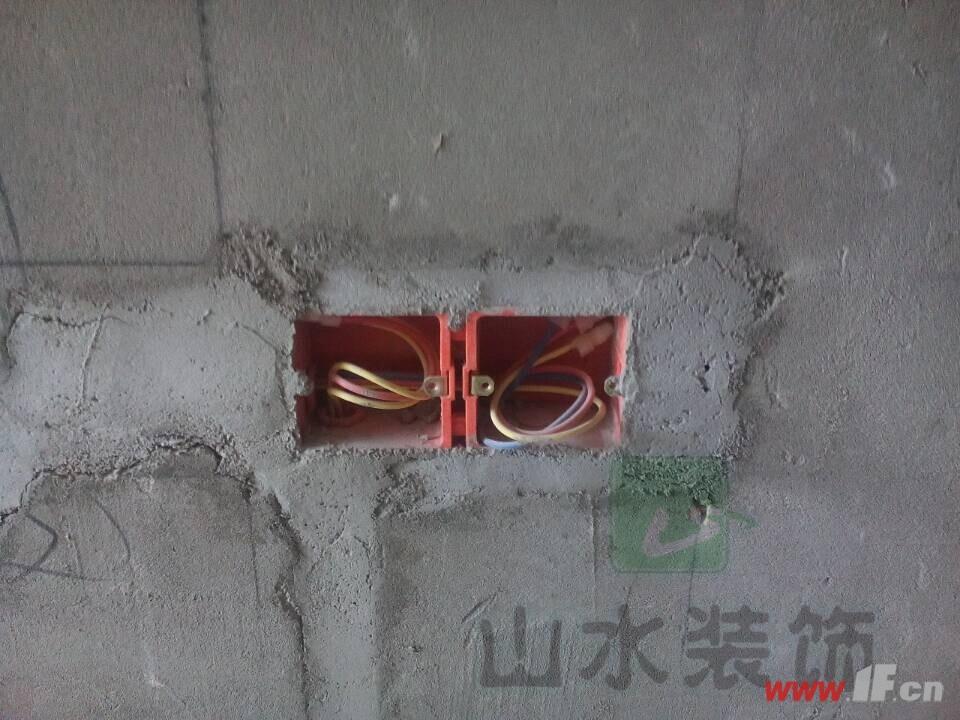 D11施工图 装修杂谈 云雾茶馆 连云港业主论坛 易房 中国