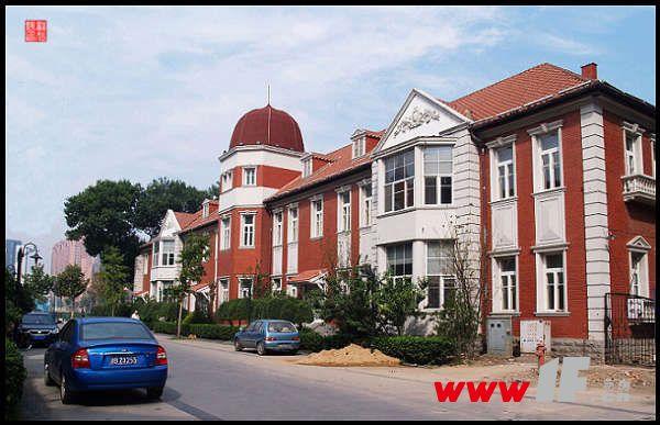 冯国璋后代冯巩的欧式风格祖宅 与袁世凯是邻居