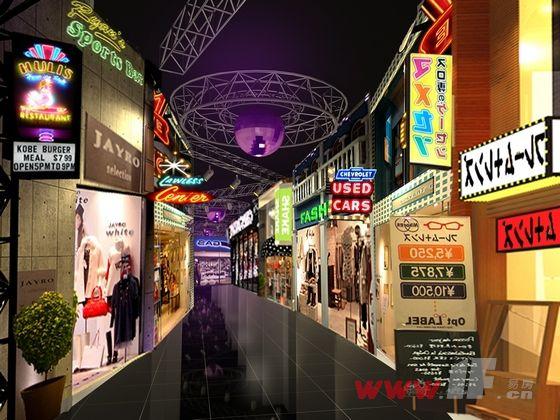 潮人集聚地 时尚莱迪购物广场成就一站式时尚购物天堂