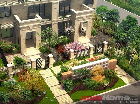 香缇花园――花园洋房的别墅观