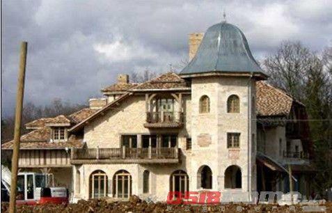 车王舒马赫斥资3000万英镑打造豪华城堡